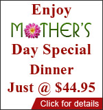 Mother's Day Special @ Dolphin